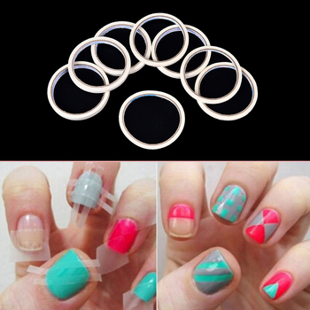 12M Nail Striping Tape Line Diy Water Decal Nail Art Stickers Ontwerp Lijm Strips Voor Nagels Styling Tool Manicure tape image