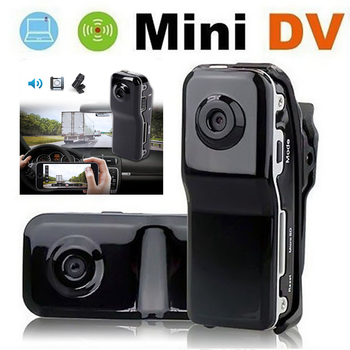 MD80 Mini Camera Wifi Support Net-Camera Mini DV Record Camcorder 720P Sence Car DVR Smart Home Security Support Hidden TF Card0 image