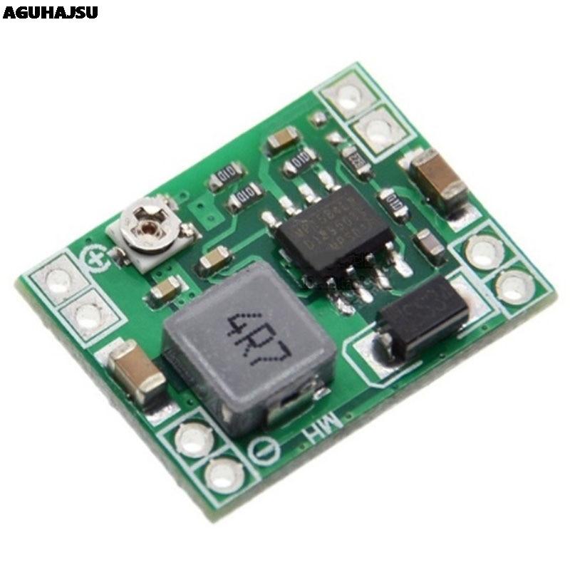 1PCS Great IT Power Module Adjustable MP1584EN DC DC 3A Power Step-down Descending Output Module 12 V9v5v3 LM2596 24V