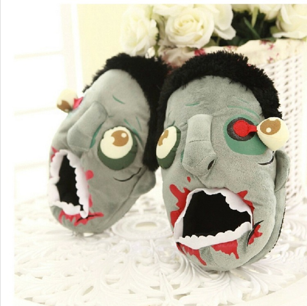 Winter Woman Sandals Indoor Home Warm Slippers Flip-flops Flat Shoes Cute Slippers Furry Slippers Slide Couple Slippers Slippers