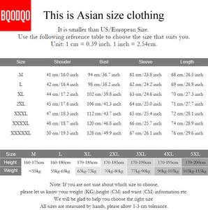 Image 5 - Streetwear Japanese Korean Social Shirts Men Red Winter Brand Cotton Blouses Male Fashion Autumn Long Sleeve Plaid Casual Shirt