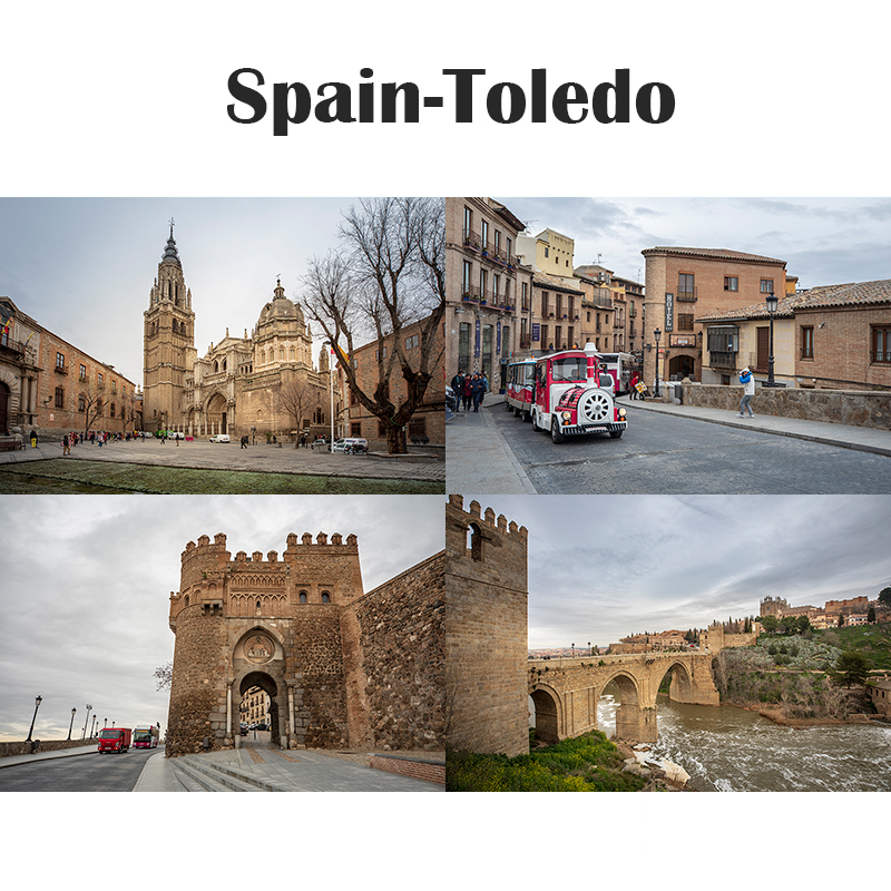 Spain-Toledo Wooden <font><b>puzzle</b></font> <font><b>1500</b></font> <font><b>Pieces</b></font> Adults <font><b>Puzzle</b></font> Kids <font><b>Jigsaw</b></font> Landscape <font><b>Puzzles</b></font> Educational Toys For Children Children Gifts image