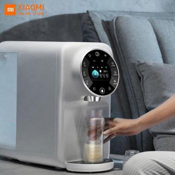 Xiaomi Yimu Smart Instant Hot Water Dispenser Electric Kettle Water Dispenser Adjustable Temperature Coffee Tea Maker Office цена 2017