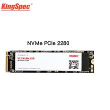 KingSpec M 2 SSD M2 PCIe NVME 120GB 128GB 256GB 512GB 1TB 2280 SSD HDD M2 2280 wewnętrzny dysk SSD HDD na komputer stacjonarny tanie tanio Pci express CN (pochodzenie) SM2263XT Read Up to 2400MB s Write Up to 1700mb s(for your reference) Pulpit Laptop Serwer