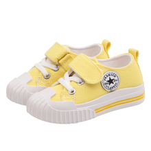 COZULMA New Spring Autumn Baby Boys Girls Canvas Shoes Kids Sneakers Children Sport for Student Casual