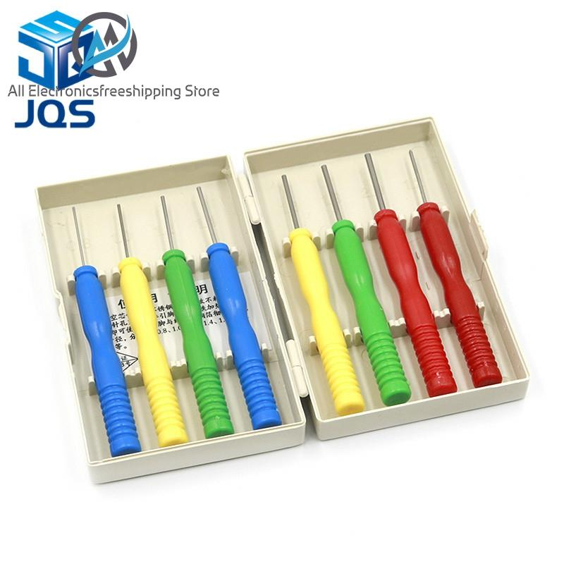 Mixed Stainless Steel Non-stick Tin Hollow Core Needle Kits For Soldering Assist Accessories