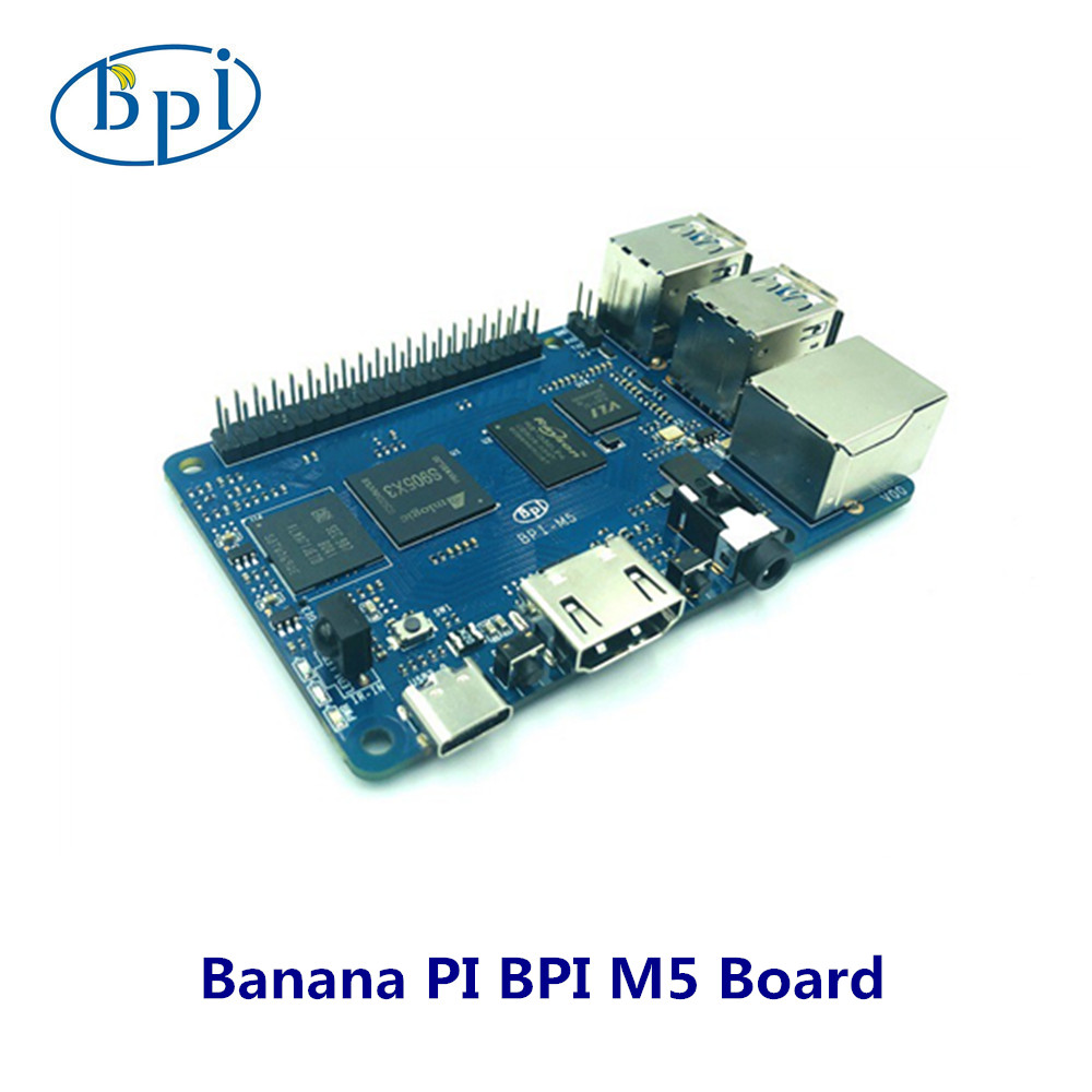 Компьютер нового поколения Banana PI BPI M5 Amlogic S905X3