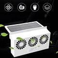 Высокомощный двухрежимный источник питания  автомобильный вентилятор на солнечных батареях  автомобильный вентилятор для вентиляции  авт...