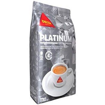 DELTA Delicious Portugiesisch Platin Kaffee Bohnen (500g)