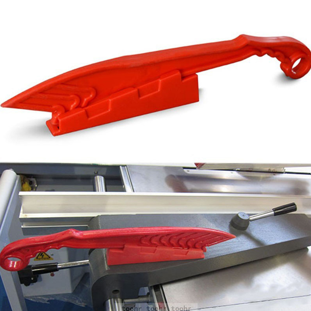 Protection Durable Handle Stable Grip Machine Tools Table Saw Safety Push Stick Woodworking Pusher Home Router Benches Handheld