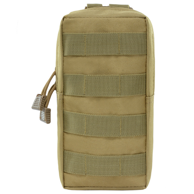 Debris Bag Small Zipper Bag Outdoor Molle System Accessories Package Pocket Bag
