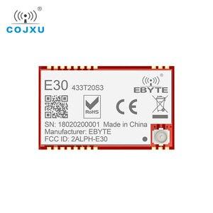 Image 2 - SI4438 433 433mhz の rf tcxo モジュール ebyte E30 433T20S3 smd シリアルポート無線トランシーバ 100 mw 2500 メートル長距離 ipex コネクタ
