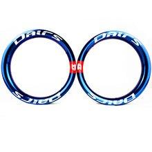 Карбоновые велосипедные диски 12 Дюймов, 30x25 мм, 12 дюймов, детские велосипедные диски 84 мм 95 мм 12 дюймов, Углеродные колеса для балансира велосипеда 100 г, хамелеон