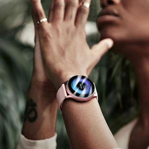 2 шт. Защита экрана для Samsung Galaxy watch active 2 44 мм 40 мм 3D HD ультра-тонкая защитная пленка аксессуары для наручных часов