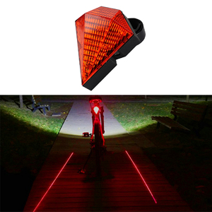 Bicycle Laser Taillight 3 Mode