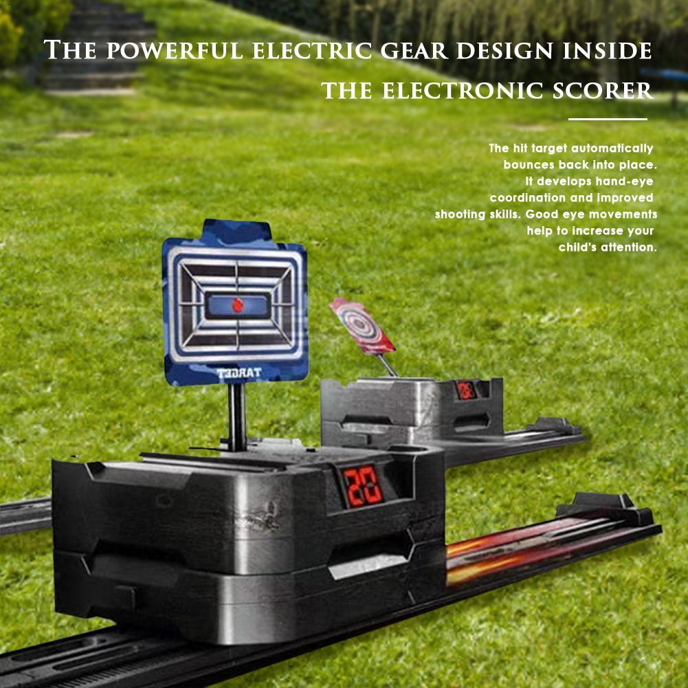 Mobile Electronic Scoring Target Electric Scoring Automatic Return Target R728