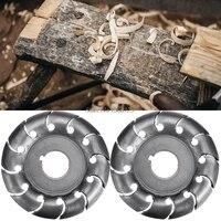 1PC Elektrische Winkel Grinder Gestaltung Klinge Holz Carving Disc Schneiden Holzbearbeitung Werkzeug Whosale & Dropship