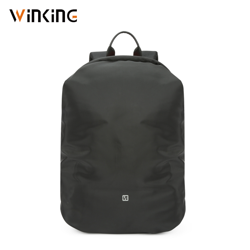 Kingsons Hidden Anti Theft Zipper 15.6 Inch Men School Laptop Backpack Water Repellent Travel 20L Multi USB Charger Male Mochila