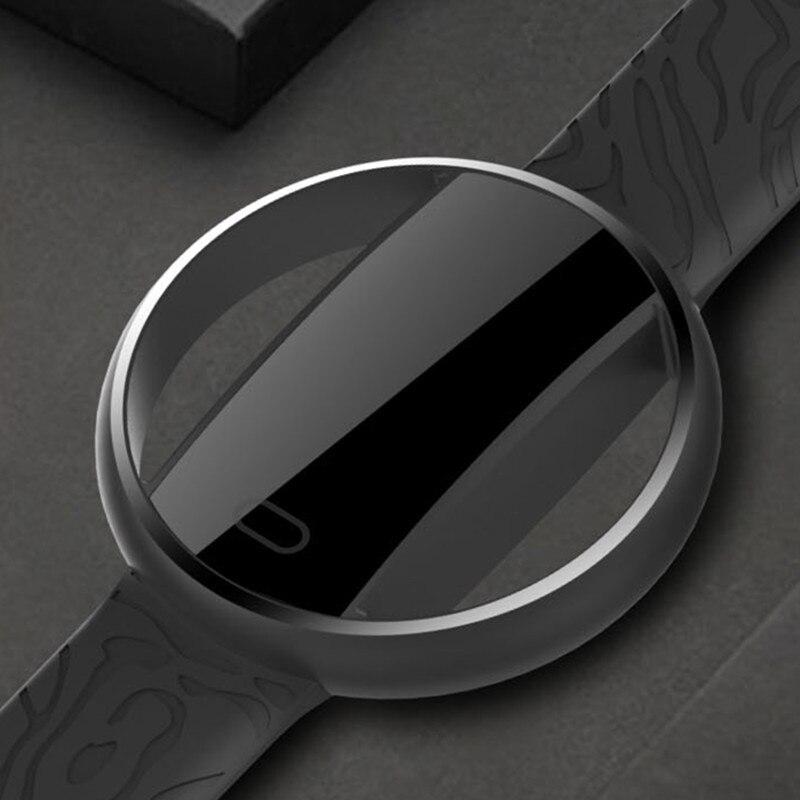 Nouveau Bracelet de montre intelligent Bracelet fréquence cardiaque moniteur de sommeil Fitness Tracker poignet Sport étanche Bracelet téléphone pour Smartphone - 4