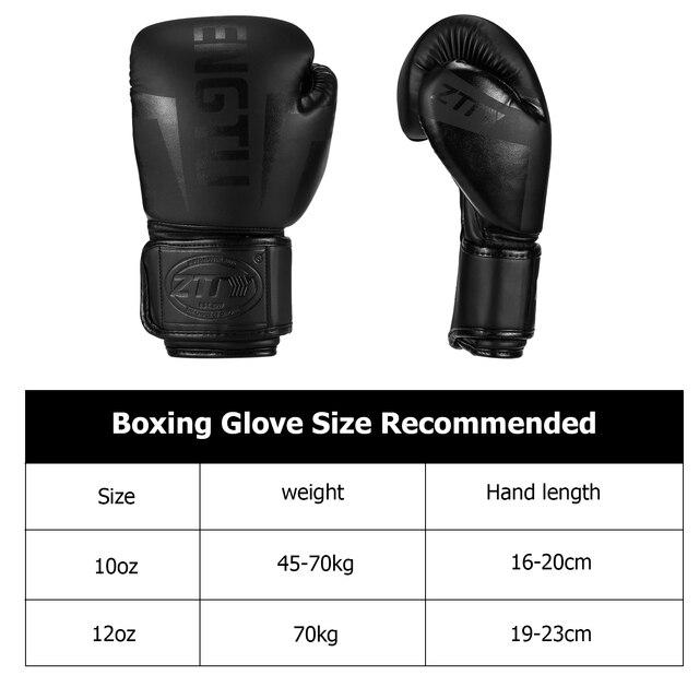 "Boxing Gloves <p class=""product-title-text"" data-spm-anchor-id=""a2g0o.detail.1000016.i3.e7515ff8Fm92Yd"">Kick Boxing Gloves for Men Women, PU Karate Muay Thai Guantes De Boxeo Free Fight MMA Sanda Training Adults Kids Equipment.</p> - FitnessKim"