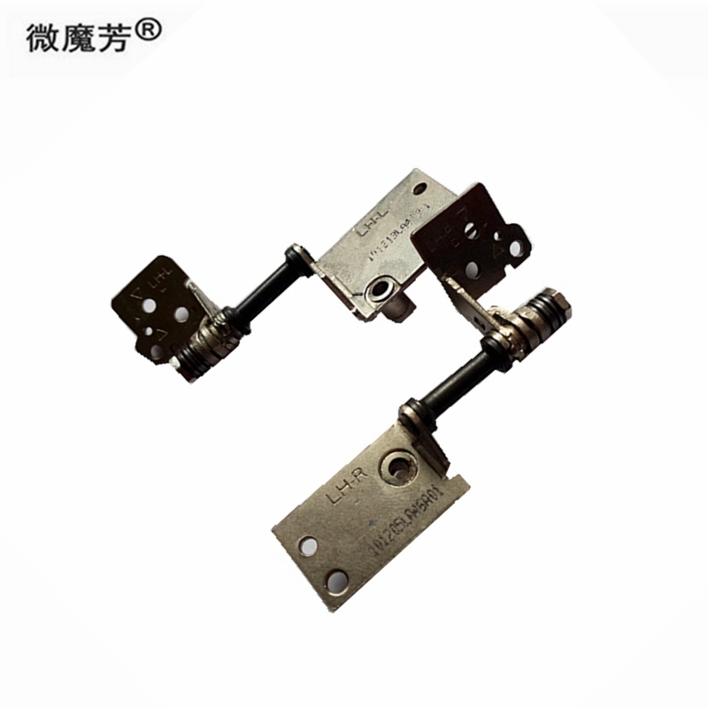 Laptops Replacements LCD Hinges Fit For LenovoIBM V460 Hinge Set Left&Right Axis Shaft Replacement Parts