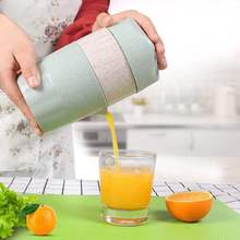 Orange Juicer Hand Manual Squeezer Fruits Squeezer Mini Hand Press Juicer Tool Potable Juicer Machine spiralizer недорого