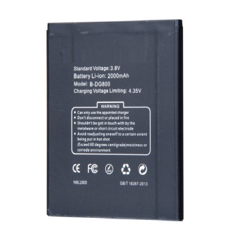 Original antirr Mobile Phone Battery For Doogee DG800 11 VALENCIA High Quality Replacement Battery