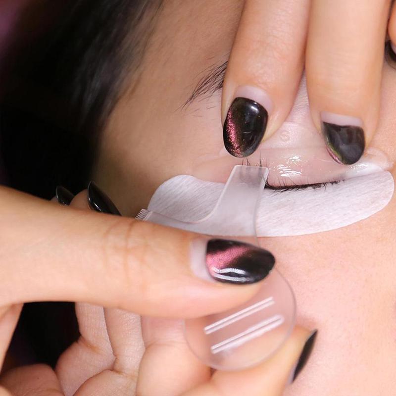 levantamento kit loção maquiagem cílios falsos i2f3