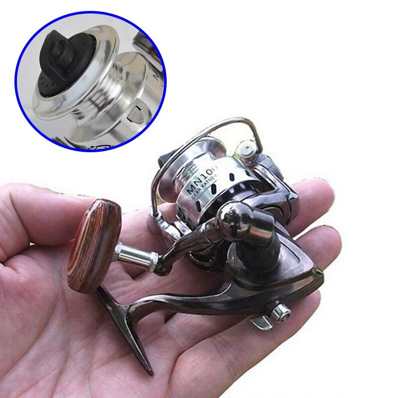 1pc carretel de pesca girando roda rolo 04