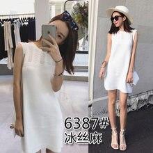 Xia-vestido de edición para mujer, nuevo vestido de moda, puro y fresco, 2018