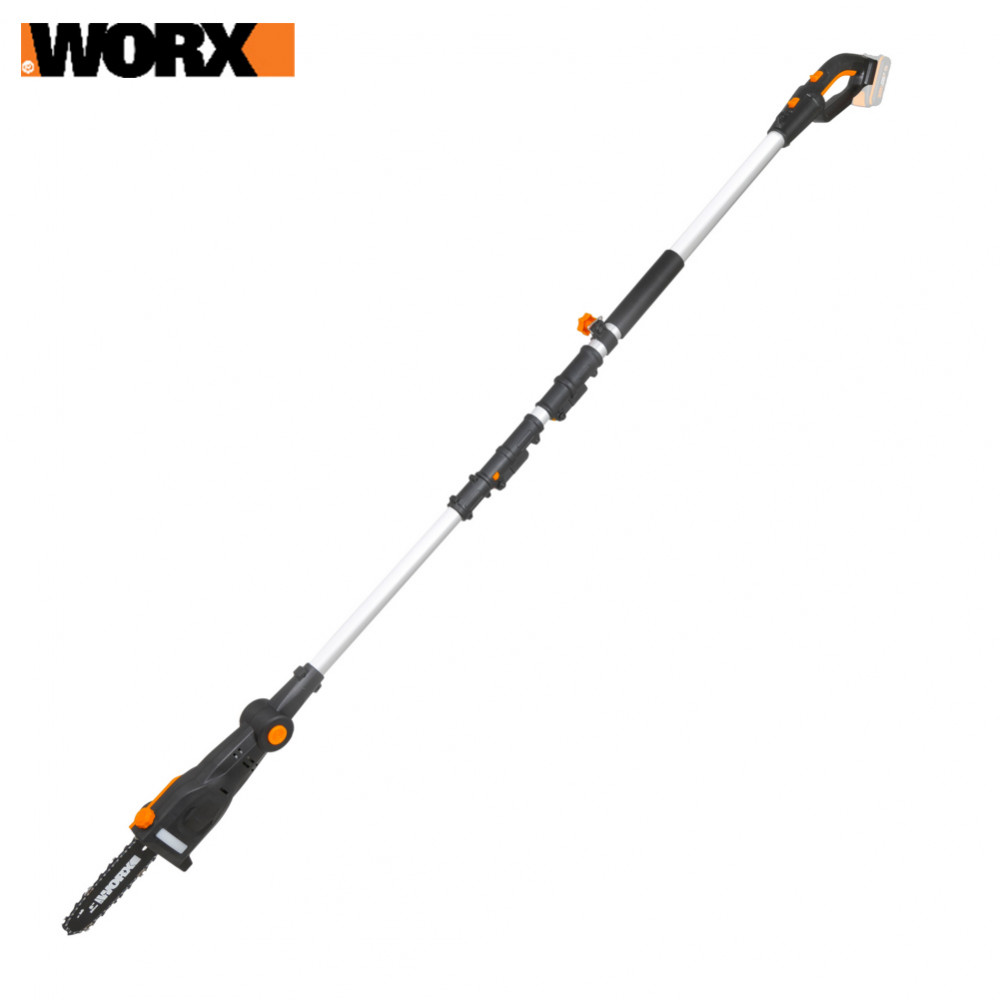Electric Saw Worx WG349E.9 Power tools Circular disk disks circulating saws rechargeable telescopic