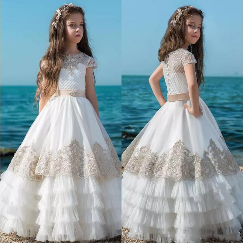 girls-pageant-gowns-lace-and-organza-tiered