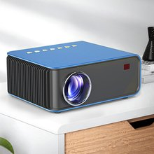 Leisure 3W mini Projector Support Wifi Sync Display Portable Projector for Household TV Stick PS4 Projector EU US Plug