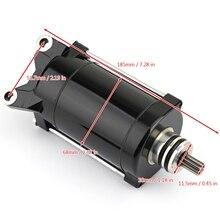 Artudatech New Starter for Yamaha GP1200 GP1300 XL1100 XL1200 GP800 RA1100 63M81800-00-00 Motor Accessoreis Parts