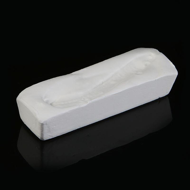 Compound Polishing Paste Wax Metal Brass Grinding Abrasive Soap Buffing Wax Bar C63E