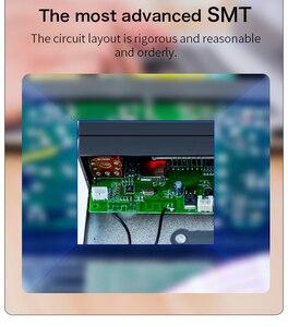Image 3 - kinter T2 Hifi Car Amplifier Audio 2.0CH 20W stereo sound for bluetooth USB TF input FM radio supply power AC220V DC 12V black
