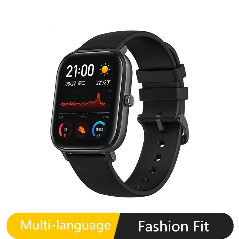 Global Versie Gts P8 Smart Horloge Waterdicht Smartwatch Hartslag Fitness Tracker Armband Afstandsbediening Voor Xiaomi Ios Telefoon