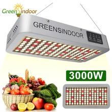 Volledige Spectrum Led Grow Light Indoor Kweeklampen Voor Planten 3000W Phyto Lamp 3500K Voor Bloemen Zaad Groeiende daisy Chain Fitolamp