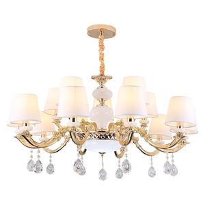 Image 2 - Hanglampen Lustre E Pendente Para Sala De Jantar Crystal Lampen Modern Suspendu Suspension Luminaire Hanging Lamp Pendant Light