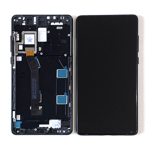 "Image 3 - 5.99"" Original M&Sen For Xiaomi Mi Mix 2 mix2 Lcd Screen Display+Touch Panel Digitizer Frame For Xiaomi Mi Mix Evo ROM 6GB lcd"