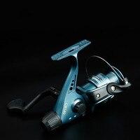 Molinete de pesca para destro ou esquerda  roda de fiação cb4000  carretel de plástico profissional  para pesca em água salgada