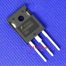 Oryginalny 100% nowy FGH40N60SFD FGH40N60 SFD FGH40N60SFDTU 600V 40A IGBT do 247 10 sztuk/partia