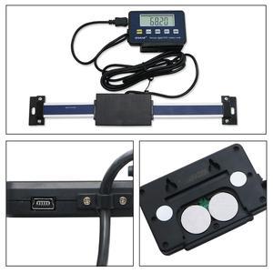 Image 5 - Shahe 0 150mm/0 200mm/0 300mm 0.01mm DRO מגנטי מרחוק צג הדיגיטלי ליניארי הדיגיטלי חיצוני בקנה מידה