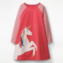 Dresses Children School Dress for Girls Clothing Fall Winter Toddler Long Sleeve Costume Princess Girl Dress 1 2 3 4 5 6 Year