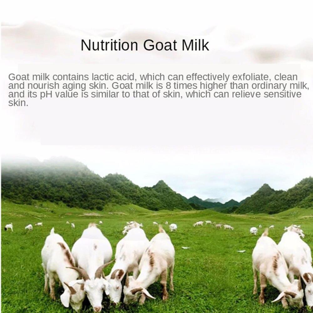80 г ручная работа коза молоко шелк мыло сужение поры средство от прыщей лечение масло увлажнение отбеливание средство от клещей средство для удаления мыло лицо очиститель