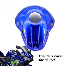 For YZF R25 R3 Motorcycle Gas Tank Cover Fairing For Yamaha R25 R3 2014 2015 2016 2017 2018