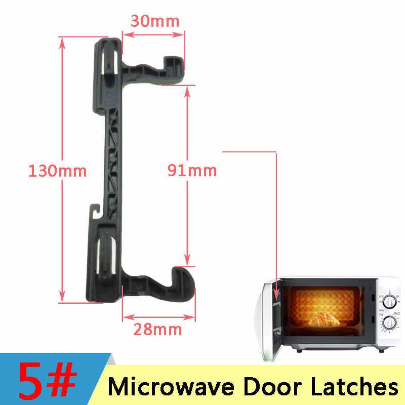 microwave hook door latches for samsung galanz panasonic midea microwave oven hook door latch spare parts accessories wblmg 5 1