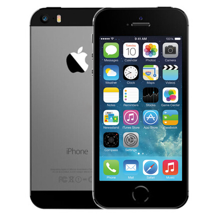 Original New Apple Iphone 5s Mobile Phone 4.0