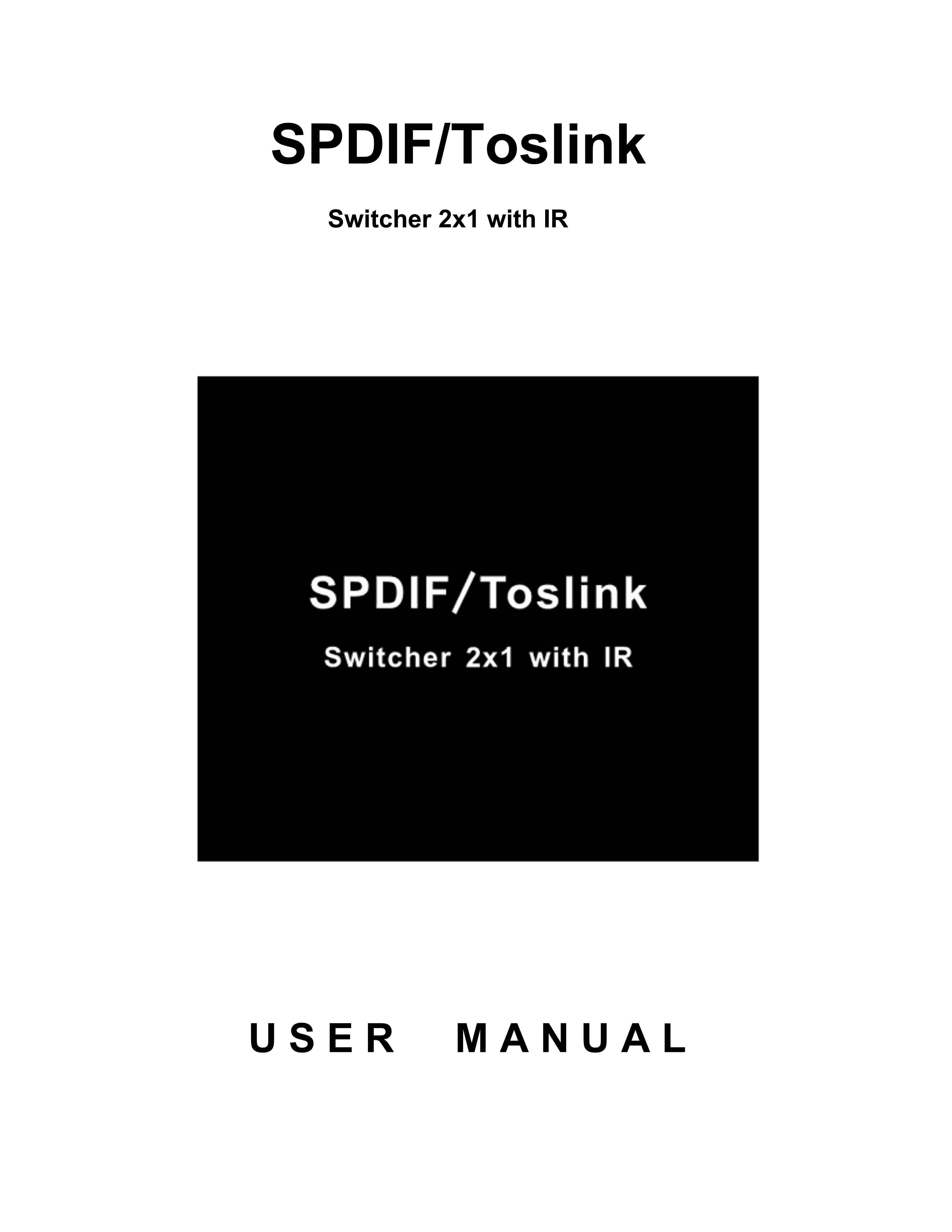 3 in 1 Audio Interruttore Ottico Spdif/Toslink Switcher Splitter Adattatore con Ir Remote Controller 5 Ingresso 1 Uscita per Dvd Ps4