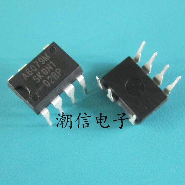 5pcs/lot STRA6079M A6079M A6079 DIP-7 New Original In Stock